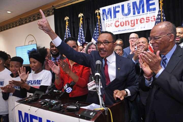 Voters choose nominees for seat long held by the late US Rep. Elijah Cummings