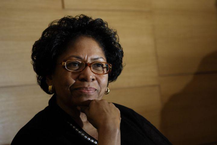 Ruth Simmons, Dillard University