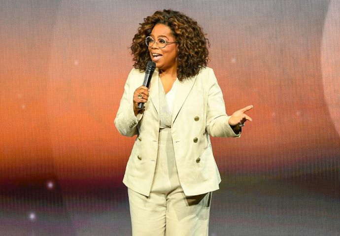 Oprah's 2020 Vision: Your Life In Focus Tour Opening Remarks - San Francisco, CA