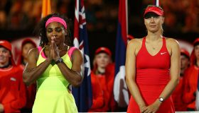 2015 Australian Open - Day 13