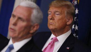 Black Twitter Has Coronavirus Jokes After Trump's Unbothered Response To CDC Warning