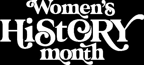 LOGO Women's History Month - Generic