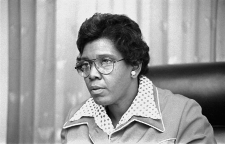Barbara Jordan, First Black Woman Elected Into Congress from the South