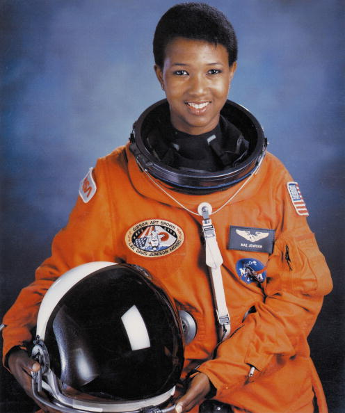 Mae C. Jemison, First Black Woman in Space