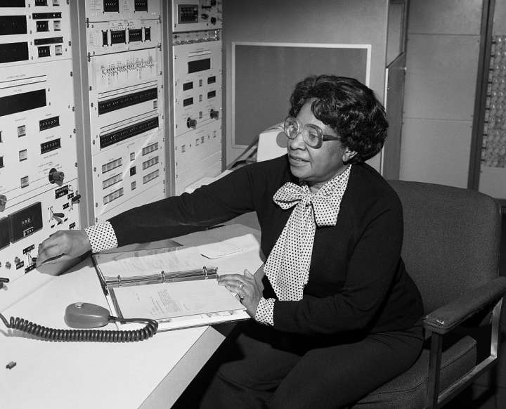 Mary Jackson, First Black Woman to Work for NASA