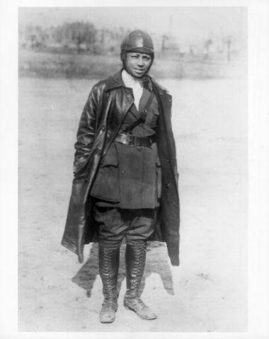 Photo of Bessie Coleman