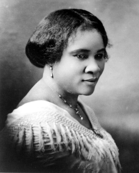 Madam C.J. Walker, First Black Woman Millionaire
