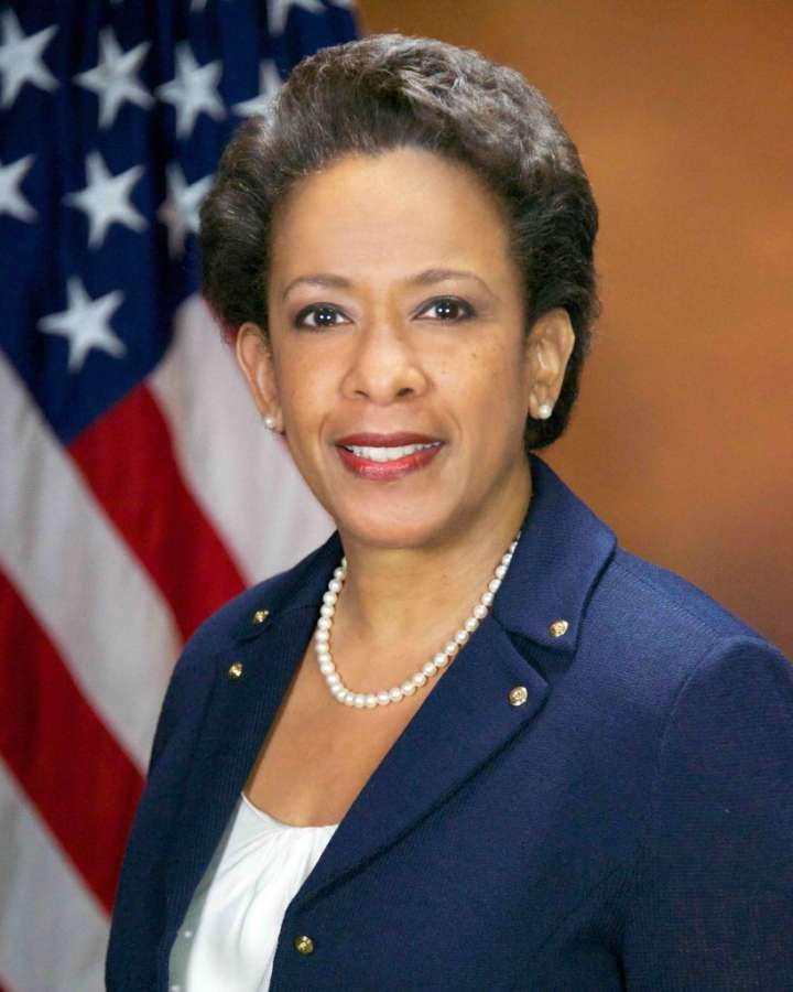 Loretta Lynch, First Black Woman to be Attorney General of the U.S.