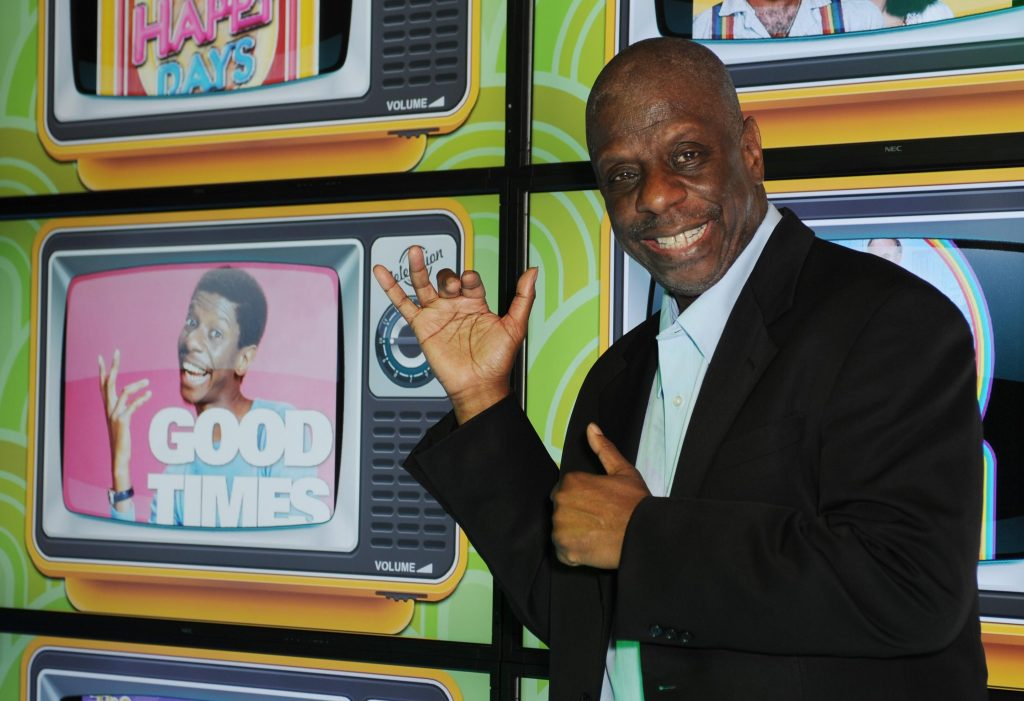Jimmie Walker Meets And Greets Fans
