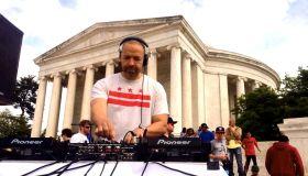 """Sam """"The Man"""" Burns, DC house music DJ, dies"""