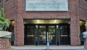 The Wharton School of Business at the University of...