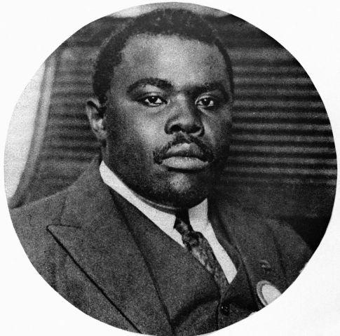 Politics - Marcus Garvey