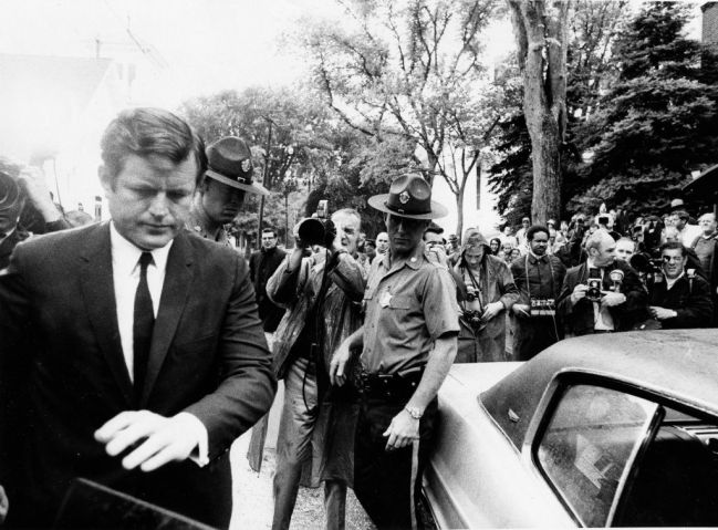 Sen. Ted Kennedy Chappaquiddick Incident