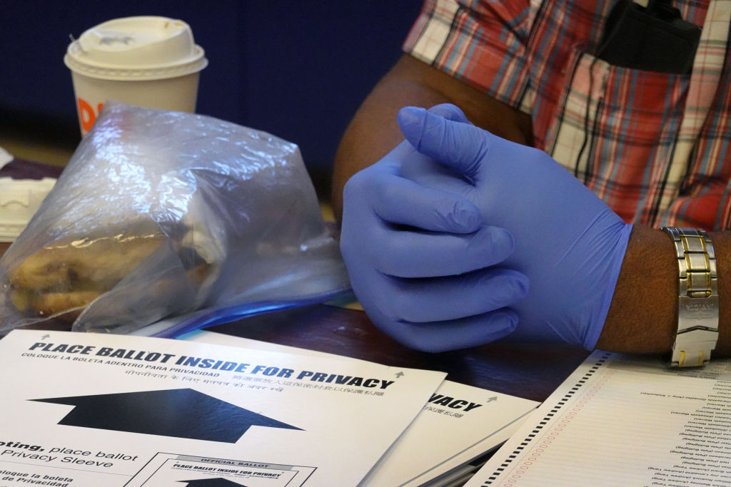 Voters Head To The Polls For Illinois Primary, Amid Coronavirus Pandemic