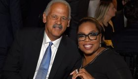 Oprah Recalls Coronavirus Talk With Stedman And Why He's In Guest House