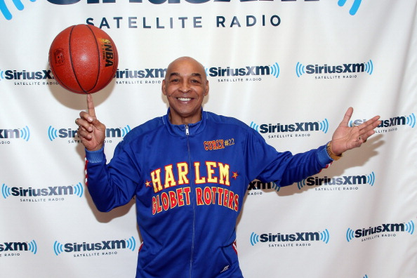 Celebrities Visit SiriusXM Studio