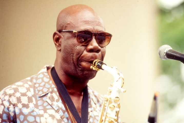 Manu Dibango Performs At Central Park SummerStage