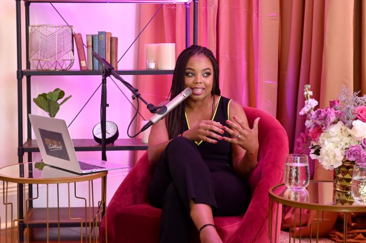 Podcast Session: Spotify House Of Are & Be Presents Jemele Hill Is Unbothered Live With Senator Kamala Harris