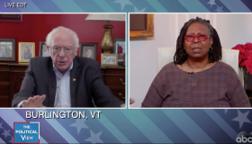 "Bernie Sanders on ""The View"""
