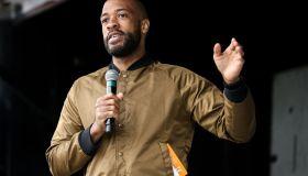 Lt. Gov. Mandela Barnes Calls Wisconsin's Primary A 'Sh*t Show'