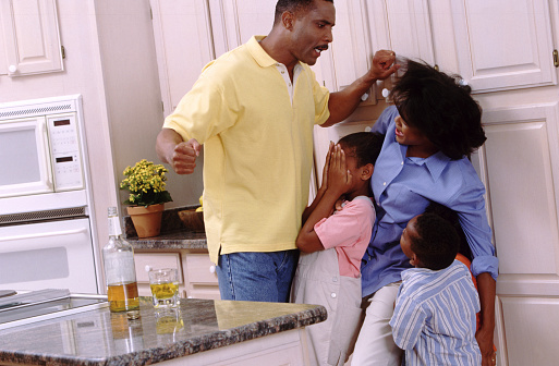 Family domestic abuse