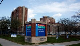 Large Numbers Of Detroit Health Care Workers Test Positive For Coronavirus