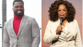 50 Cent and Oprah
