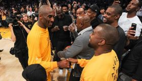 Kanye West Compares Himself To Kobe Bryant: 'He Was The Basketball Version Of Me'