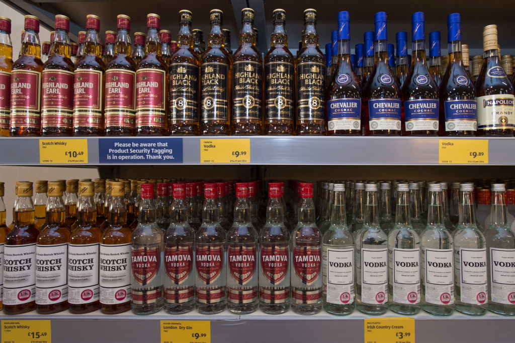 Alcohol Minimum Pricing To Be Introduce In Wales