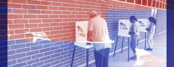 Voting Booths; #TheBlackBallot