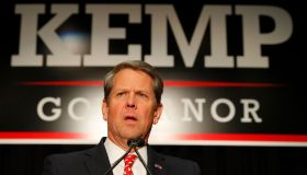 Gov. Brian Kemp Slammed After COVID-19 Stats On Black People Are Released