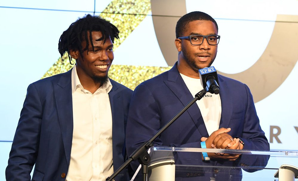 Usher's New Look Foundation 2019 Disruptivator Summit