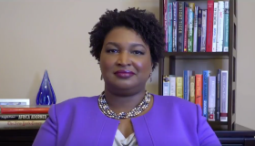 Stacey Abrams on Meet the Press 4/26/2020