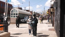 Philadelphia Street Economy Pushes On In Spite Of Coronavirus Concern