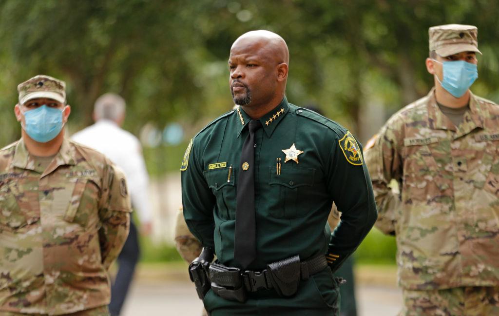Florida Gov. Ron DeSantis 4/17/2020