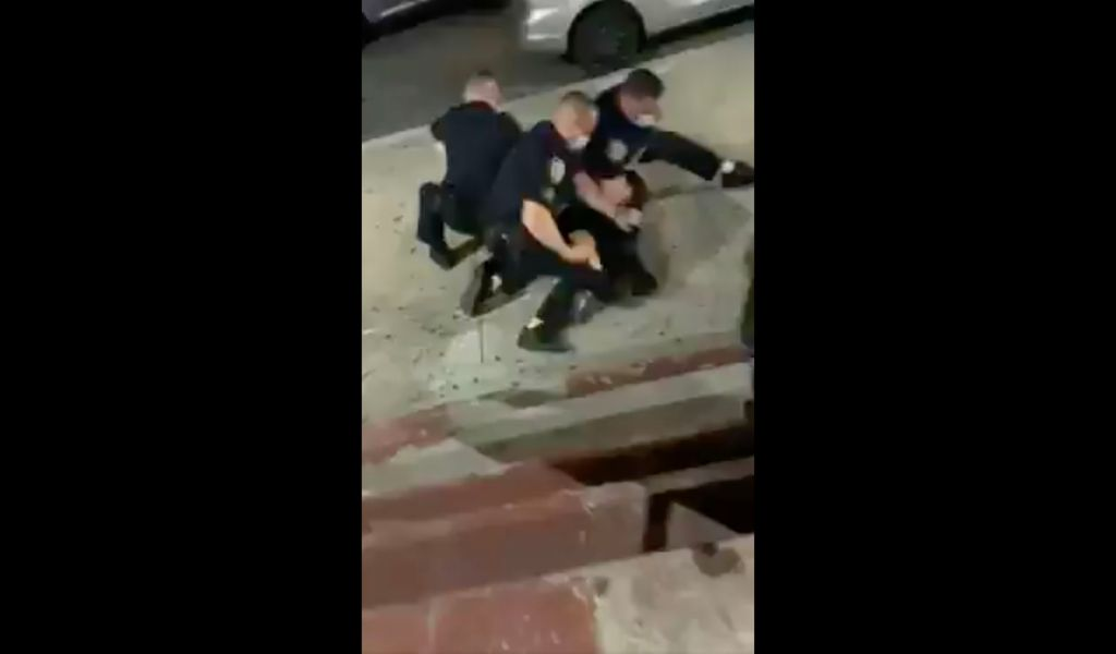 NYPD police brutality videos