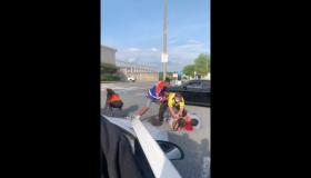 Cumberland Mall viral video