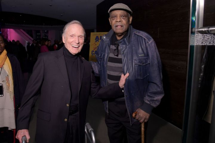 "The New York Premiere of HBO Documentary's ""Ali & Cavett"""