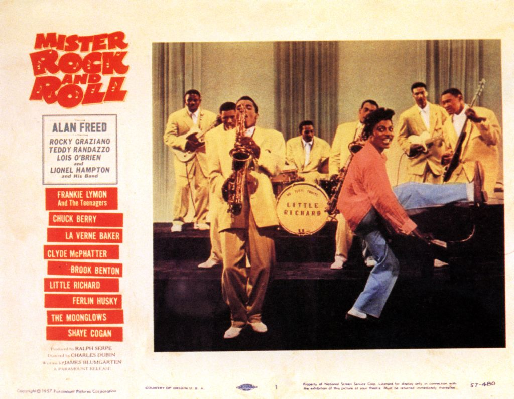 Photo of FILM POSTERS and Little RICHARD