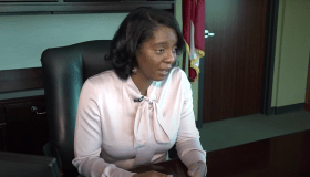 Joyette Holmes, Ahmaud Arbery lead prosecutor and Cobb County DA