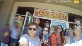 Waffle House social distancing arrest