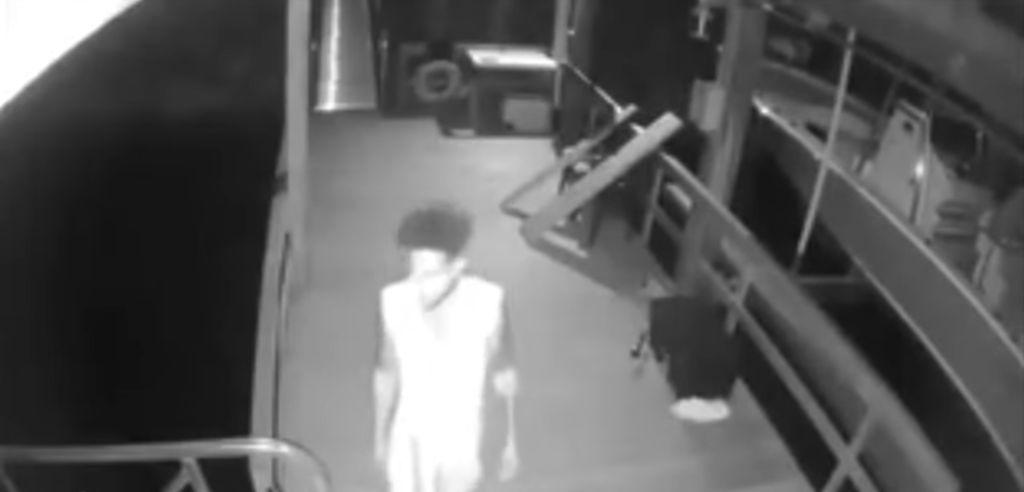 Ahmaud Arbery surveillance footage