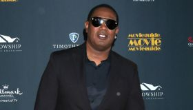 Master P aka Percy Robert Miller at arri...