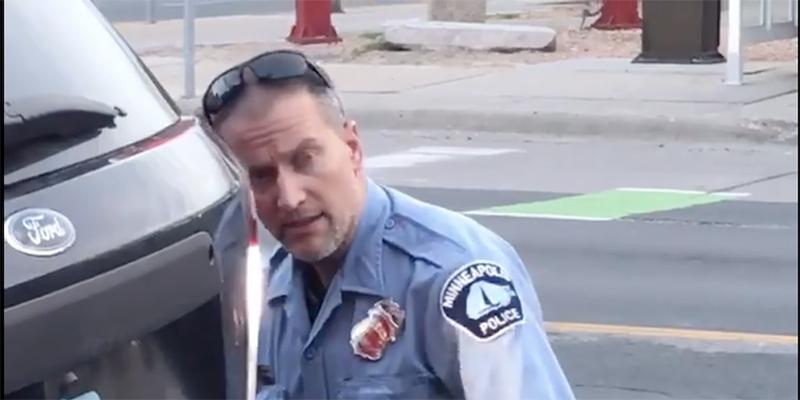 Minneapolis Police Officer Derek Chauvin, who killed George Floyd
