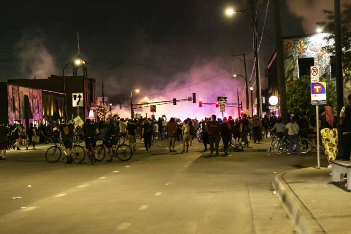 Protests continue following George Floyd's death