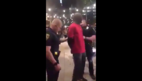 FBI Agent arrest viral video