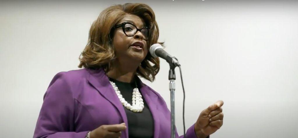 Ella Jones, mayor-elect of Ferguson, Missouri