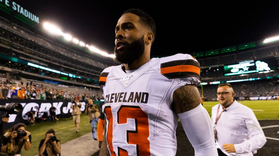 NFL: SEP 16 Browns at Jets