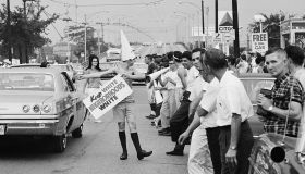 White Racists in Chicago Demo 1966