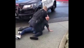 Bellevue cops arrest black woman viral video